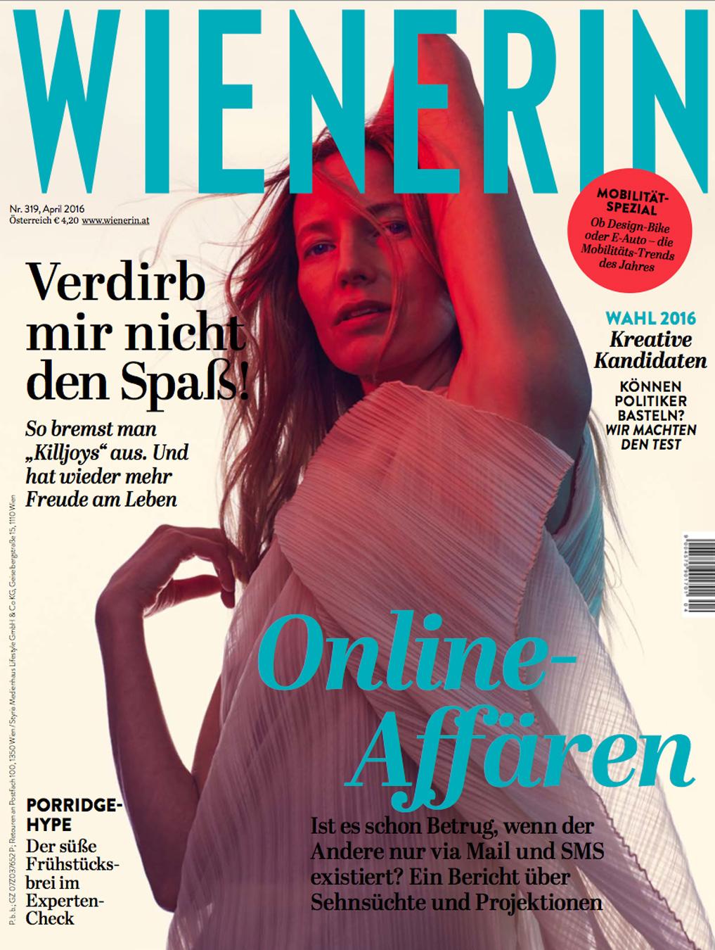 Wienerin-Cover